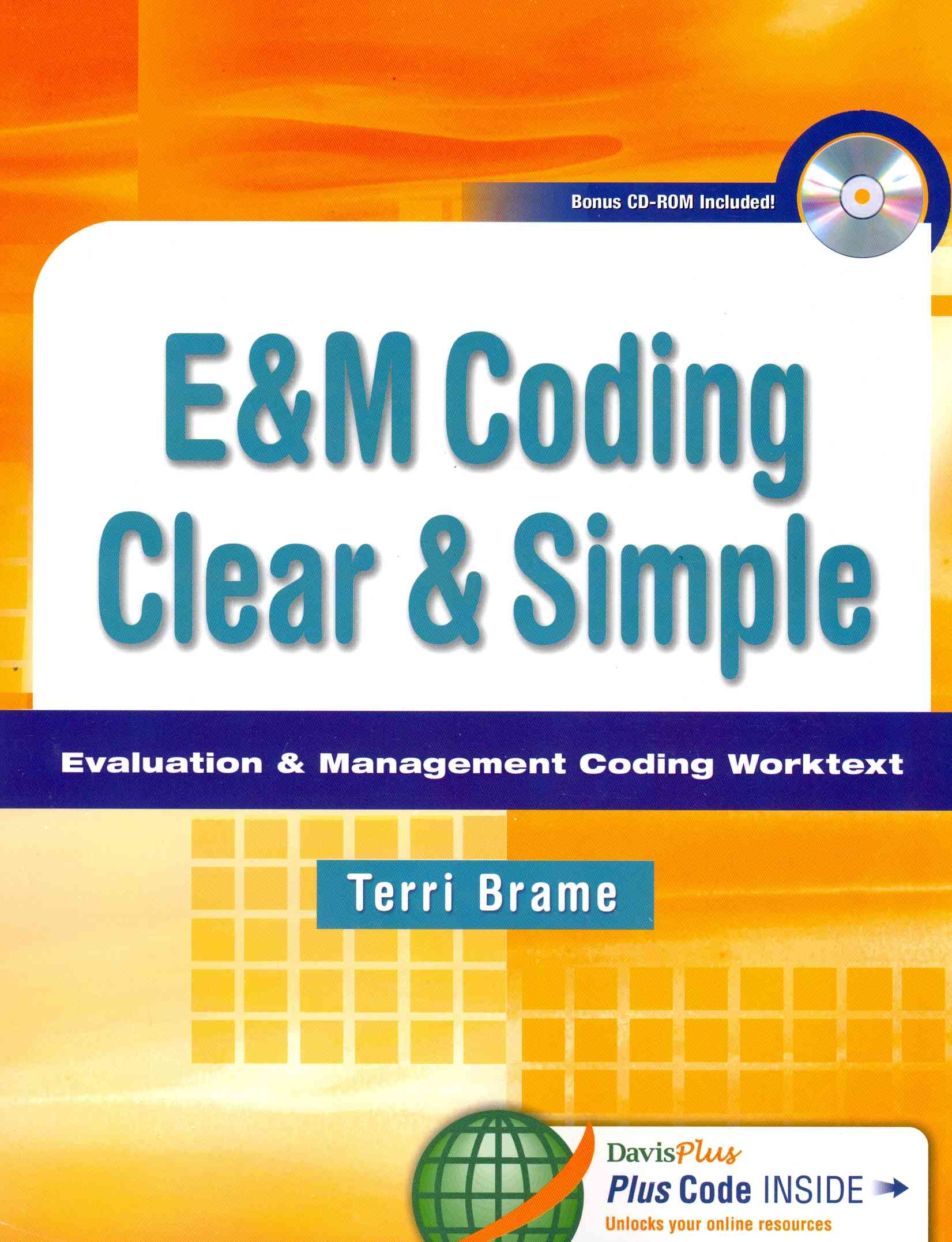 E&m Coding Clear & Simple By Brame, Terri Ann